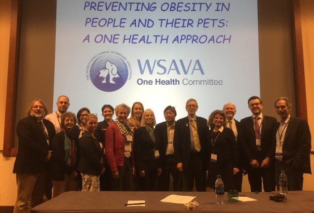 Speakers at the Obesity Conference