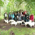 Group Photo Clumbers in Sherwood