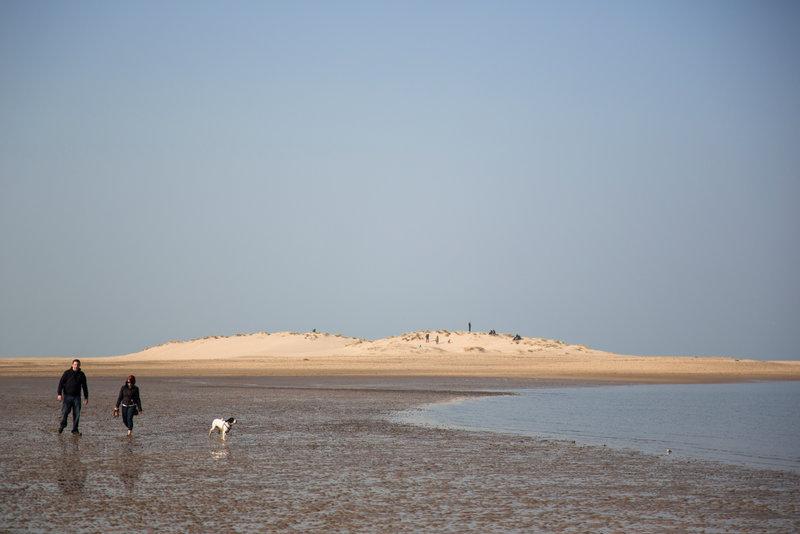 Holkham Beach, Norfolk. Credit: Visit England