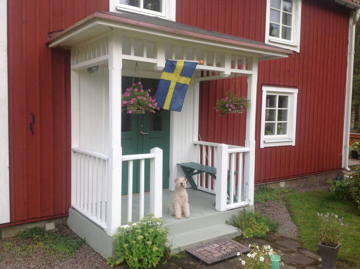 Rasmus, Sweden. Torch relay around the world