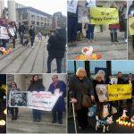 Vigil Boycott Dogs4Us