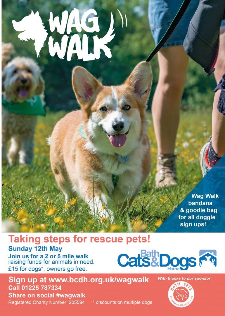 Wag Walk Poster 2019