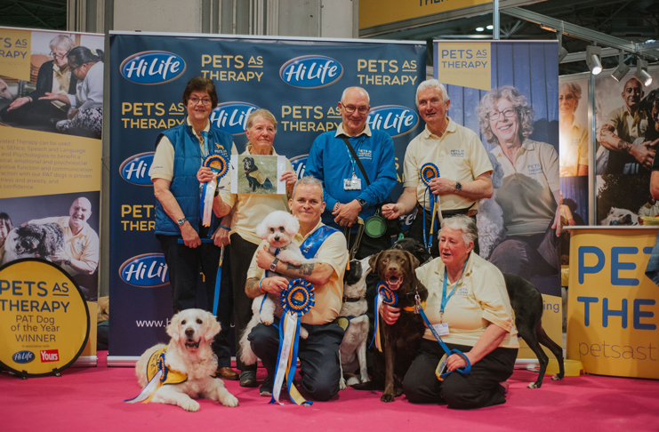 HiLife PAT Dog of the Year finalists