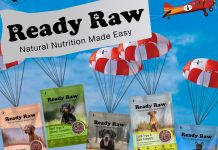 Ready Raw range launches this month