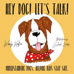 Hey dog! Let's talk!