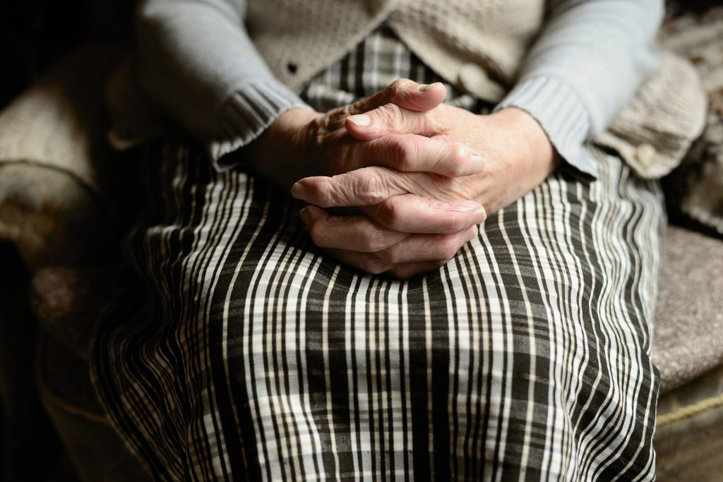 Elderly and vulnerable people may feel lonely in the months ahead