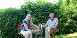 Doreen and Stewart were over the moon when they discovered Rici was Mavis's grandson (2)
